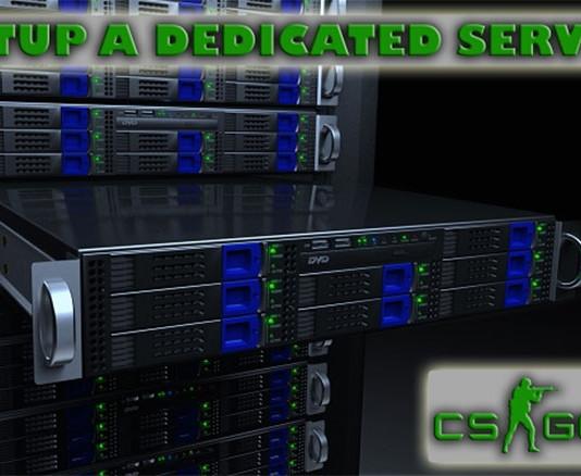 Setup Dedicated Server