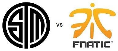 Champions League Team Solomid VS Fnatic