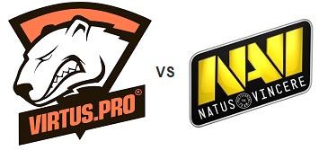 Champions League Virtus Pro CS VS Natus Vincere