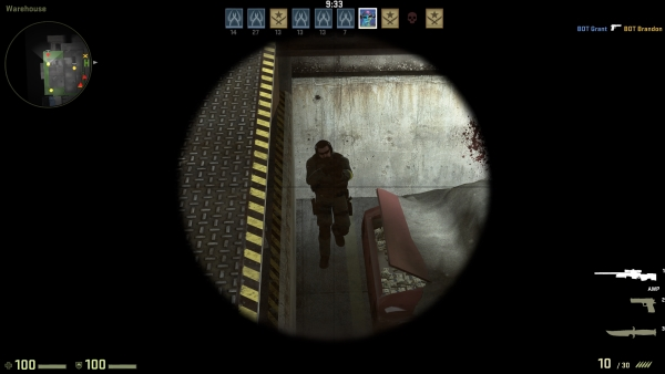 How to be a Better Sniper in Counter-Strike: Global Offensive - Stealth