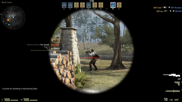 How to be a Better Sniper in Counter-Strike: Global Offensive - Accuracy