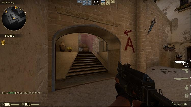 de_Mirage Access Point B