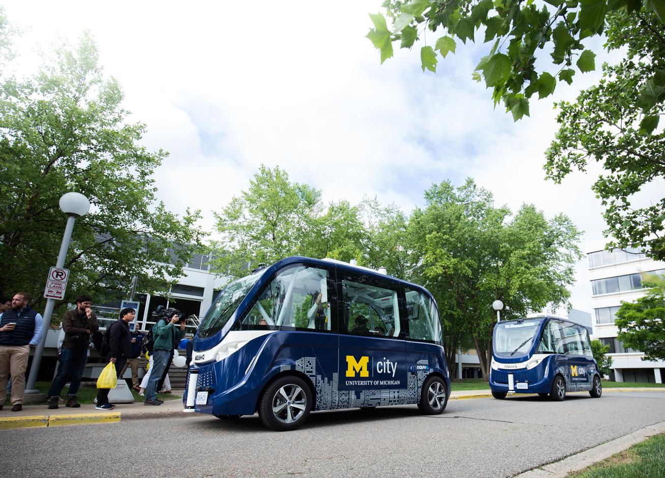 Ann Arbor - As Tech Hub