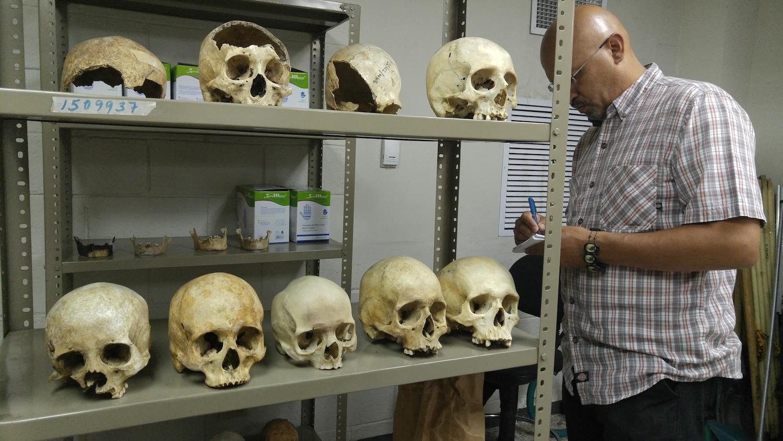 BOSTON GLOBE: El Salvador's Archives of Death