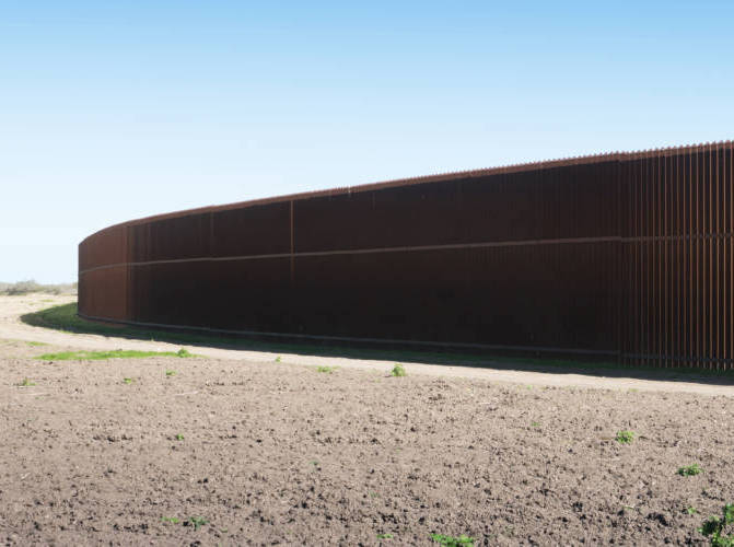 COLUMBIA JOURNALISM REVIEW: Borders are Imaginary. News Coverage Should Treat Them That Way.
