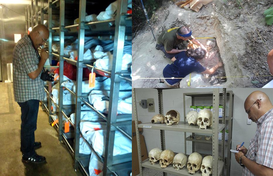 Mass Grave Sites
