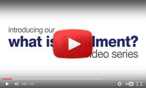 What is Fulfillment? Video