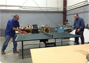 CFS Ping Pong