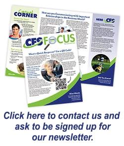 Newsletter Marketing Signup