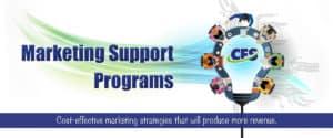 Marketing Support Programs