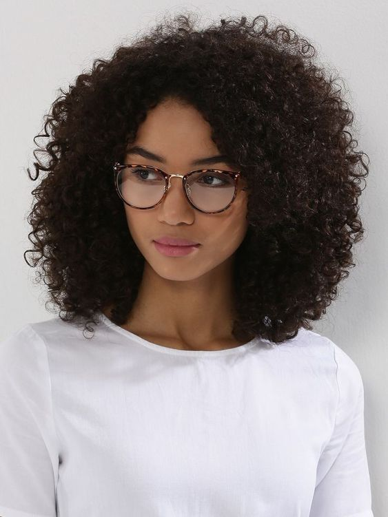 #31 - eyeglasses page - woman wearing glasses