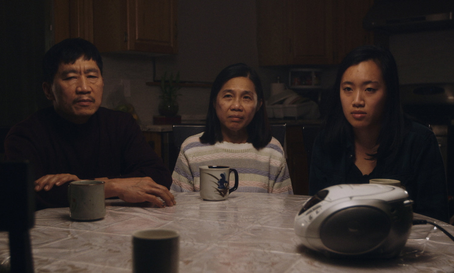 Read more about the article No Crying at the Dinner Table by Carol Nguyen – A Review