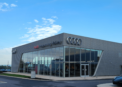 Audi of Wyoming Valley