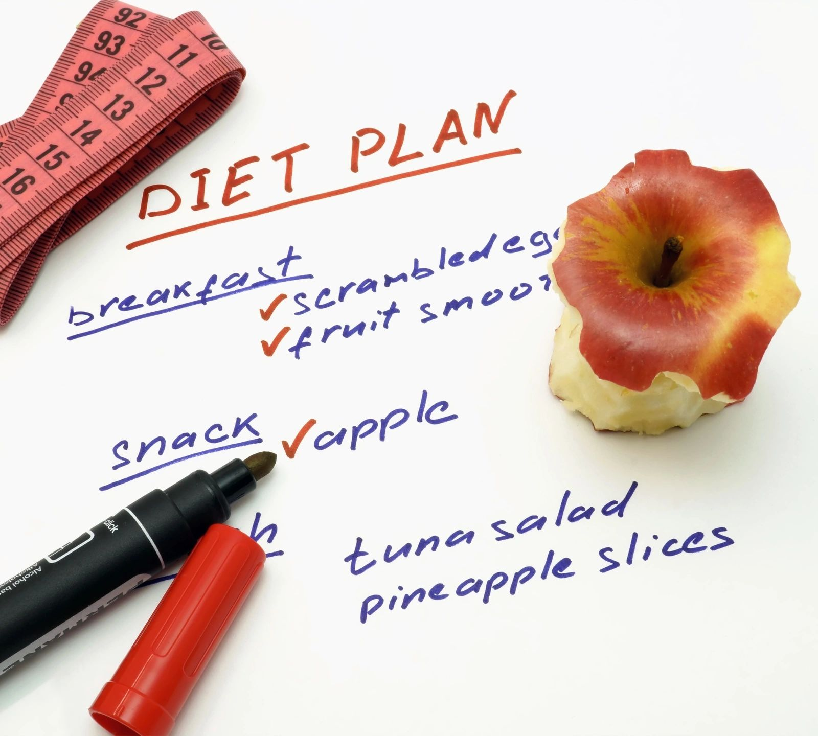 The Diet Before the Diet