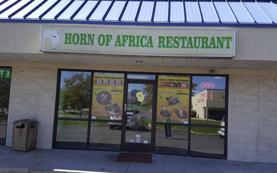 Somali Restaurant (Horn of Africa)