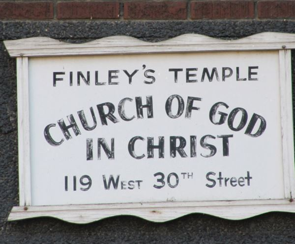 Finley Temple Church of God in Christ