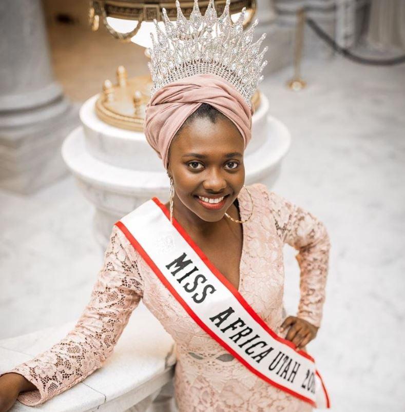 Miss Africa Utah