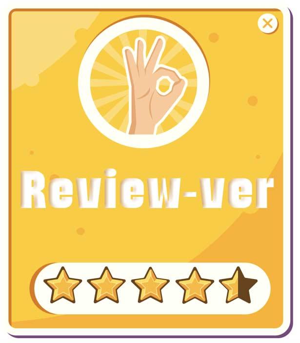 Reviewver logo
