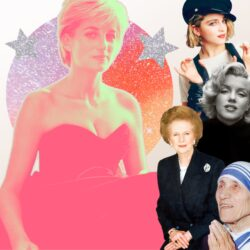 Princess Diana: Her Favorite Females