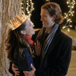 We can't wait for Hallmark's 'One Royal Holiday' with Laura Osnes and Aaron Tveit