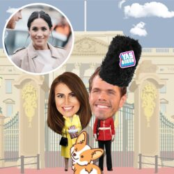 Exclusive: We talk Meghan Markle with Perez Hilton