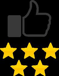 star rating 1