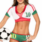 Mapale by Espiral Mexico Querido Soccer Costume