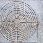 Lucca Finger Labyrinth, Italy