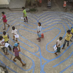 Yangon Labyrinth Prayer