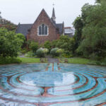 St. Columba Labyrinth, Aukland, NZ