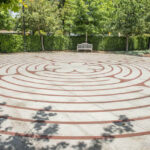 Westmead Hospital Labyrinth in Australia