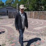Cody Wyoming Labyrinth by Jill Geoffrion