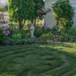 Garden Labyrinth, St. Paul, Minnesota