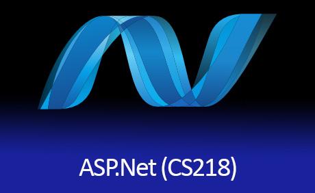 ASP.Net class CS218