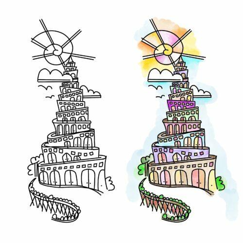 Elm Tower Genesis