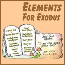 Clip Art Elements – Exodus