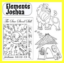Clip Art Elements – Joshua