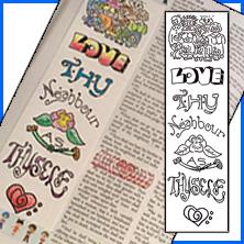 Clip Art Elements - Leviticus