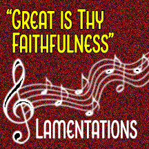 """Great Is Thy Faithfulness"""