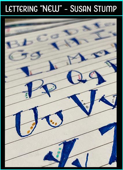 Lettering Lesson