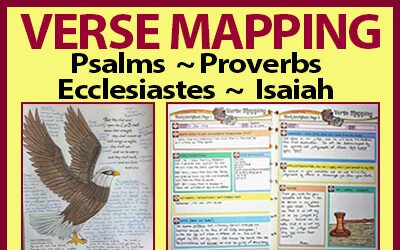 Verse Mapping – April