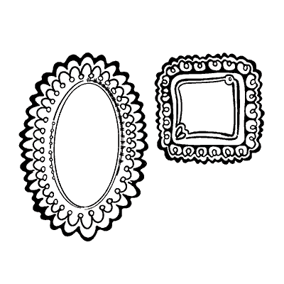 Picture Frames or Gem Settings