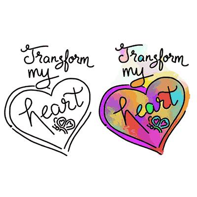 Transform My Heart