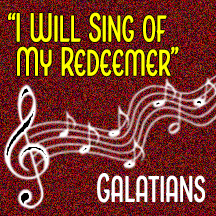 """""""I Will Sing of My Redeemer"""""""