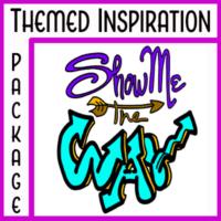 Themed Inspiration Arrows