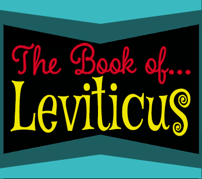 """The Book of… """"Leviticus"""""""