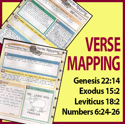 Verse Mapping