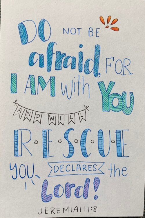 NOG 5.31. Jeremiah 1.8