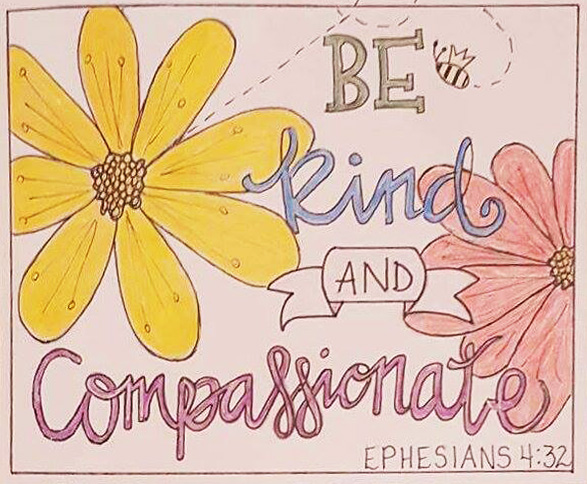 Tip In Project #29 – Be Kind & Compassionate