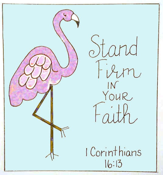"""Tip In Project #38 – """"Stand Firm"""""""